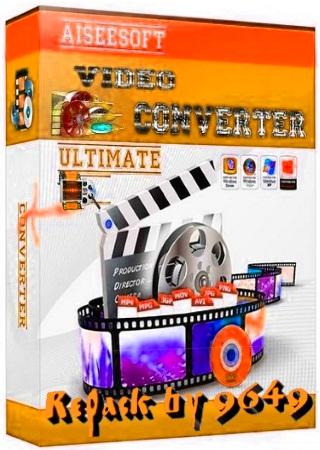 Aiseesoft Video Converter Ultimate 9.2.86 RePack & Portable by 9649