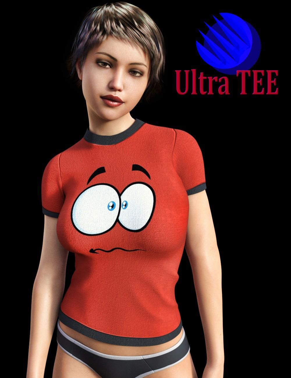 FG Ultra Tee for Genesis 8 Female(s)
