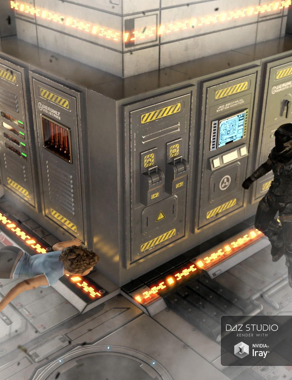 Sci-Fi Switchgear