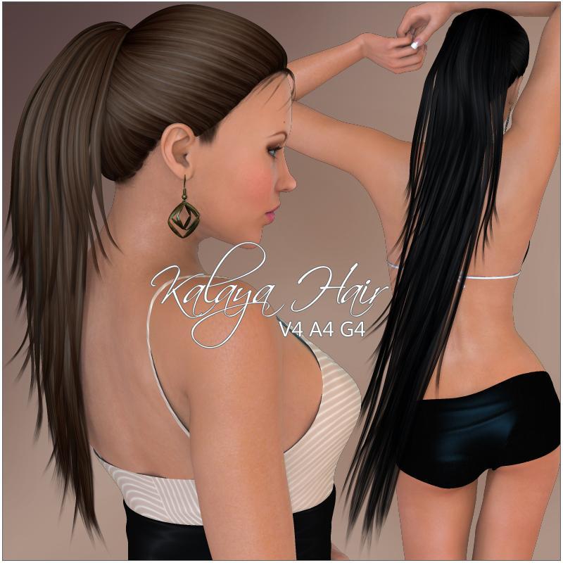 Kalaya Hair V4 A4 G4