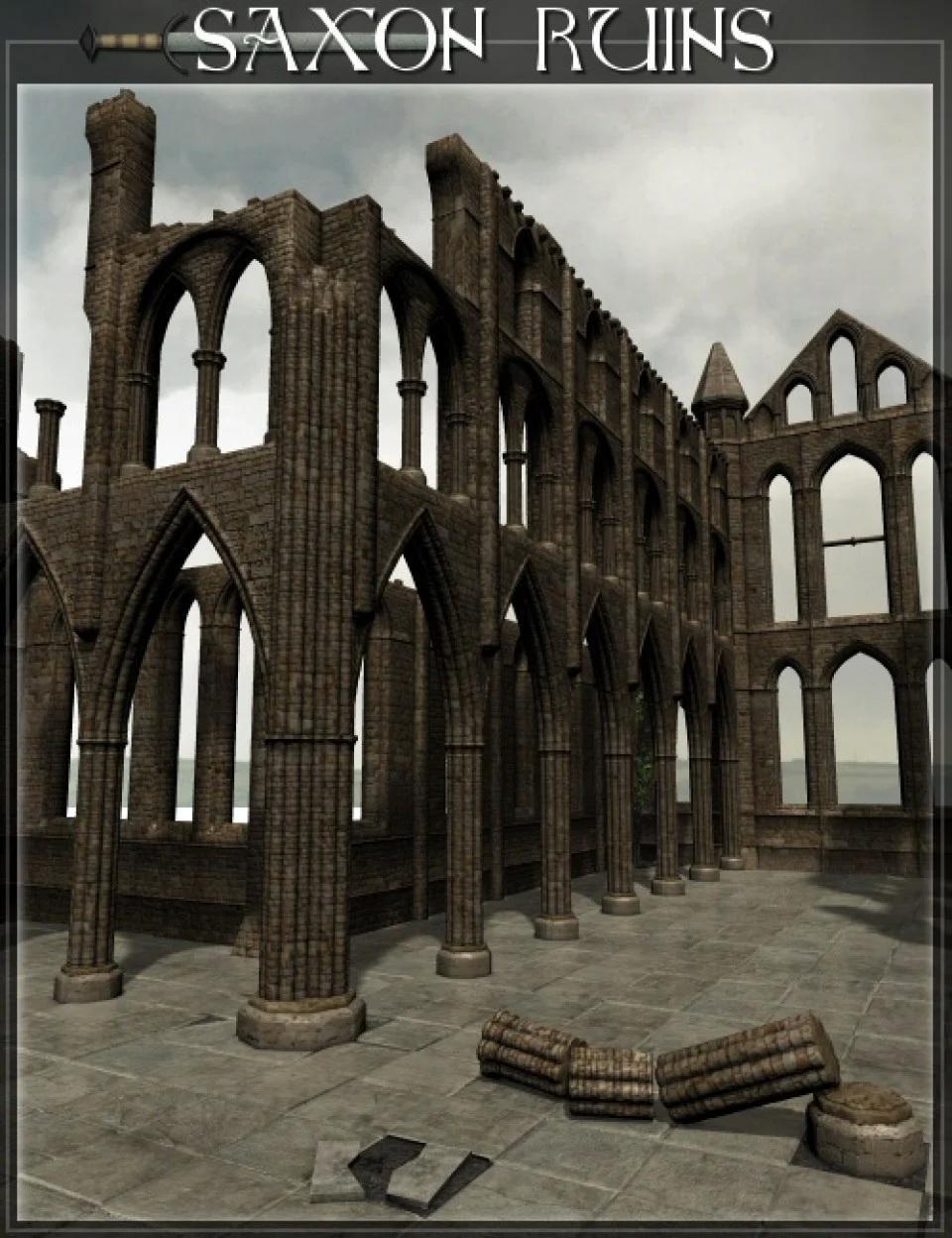 Saxon Ruins