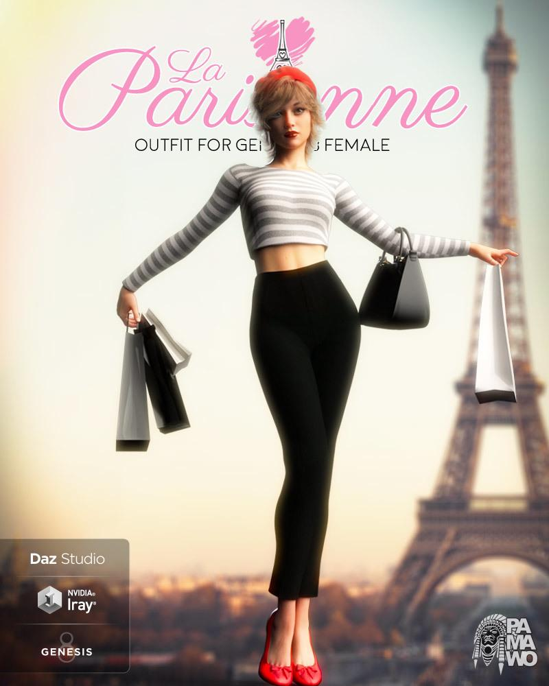 La Parisienne for GF8