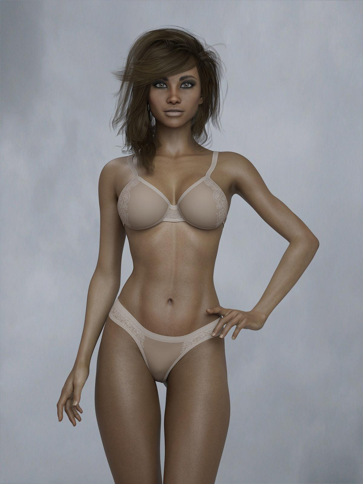 KrashWerks SYNTHIA for Genesis 8 Female