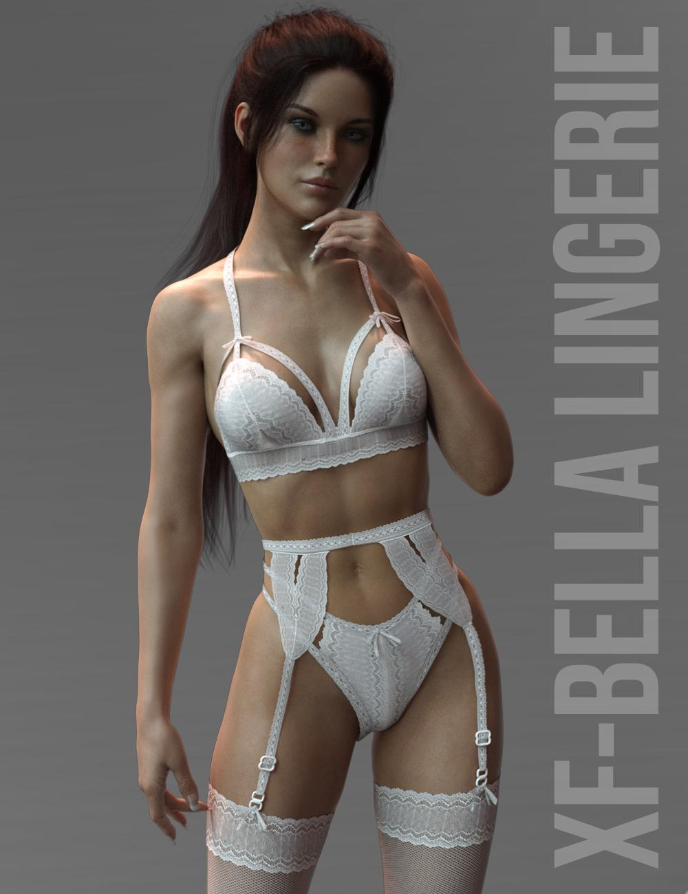X-Fashion Bella Lingerie Genesis 8 Females