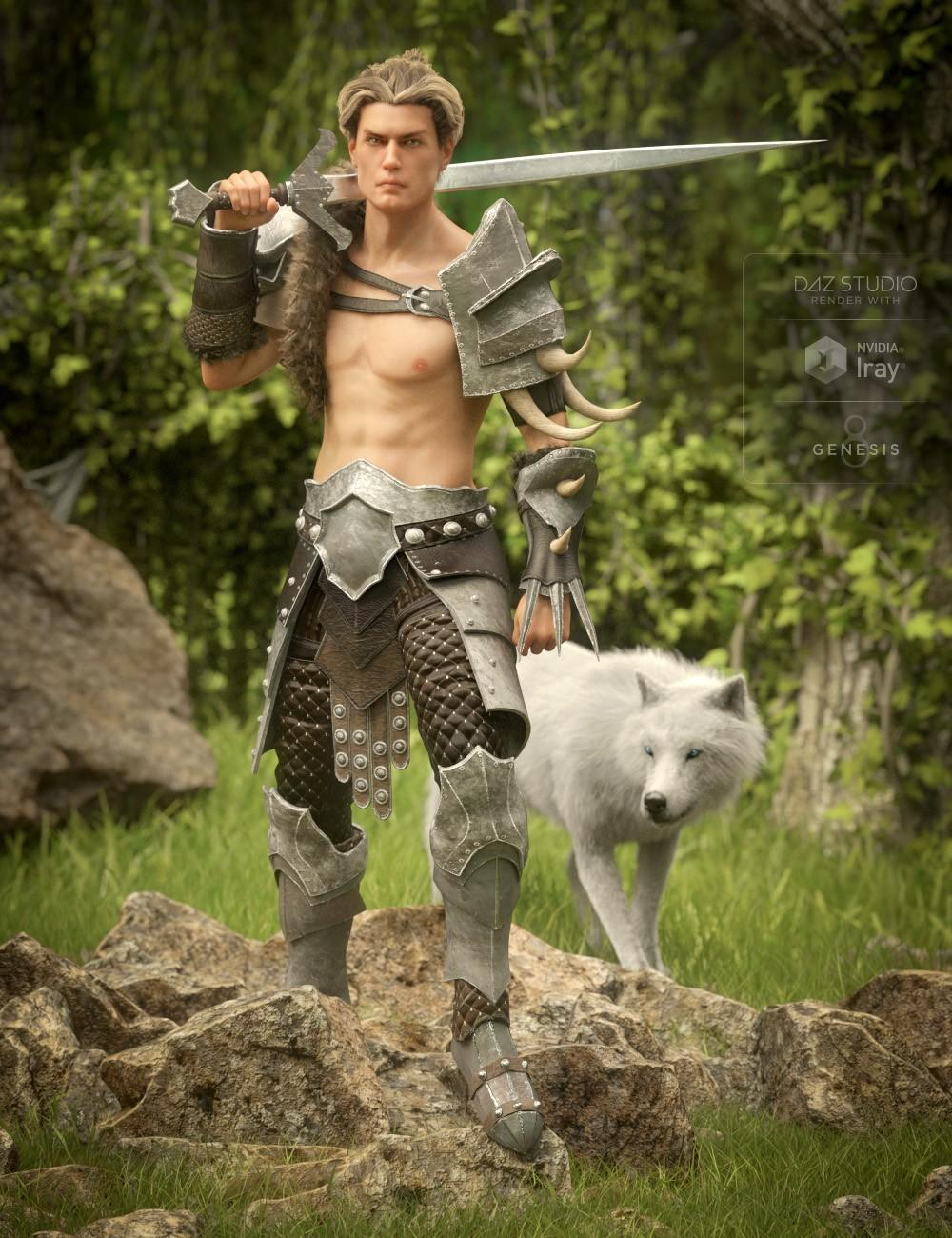Beast Master Outfit for Genesis 8 Male(s)