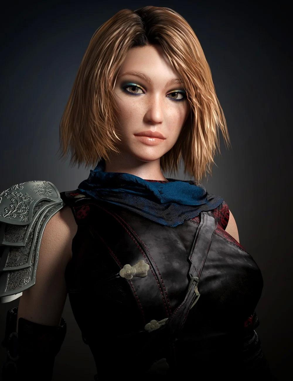 Ellison HD for Genesis 3 and 8 Female