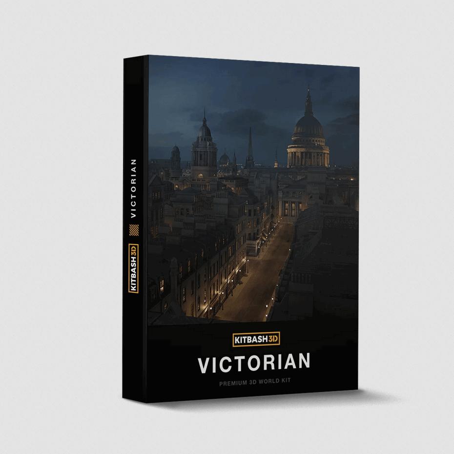 Kitbash3D – Victorian