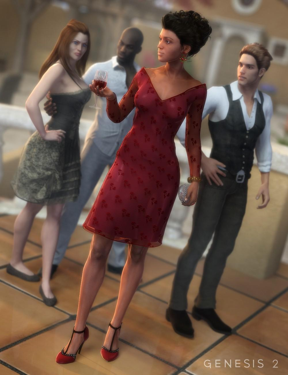 Platinum Cocktail for Genesis 2 Female(s)