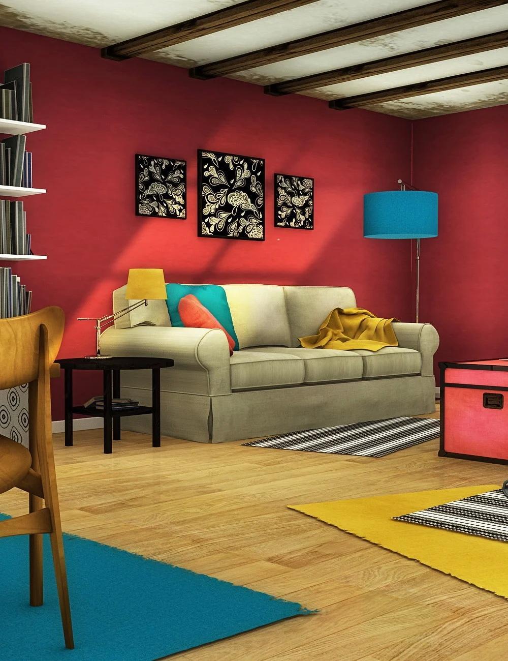 A Cozy Studio
