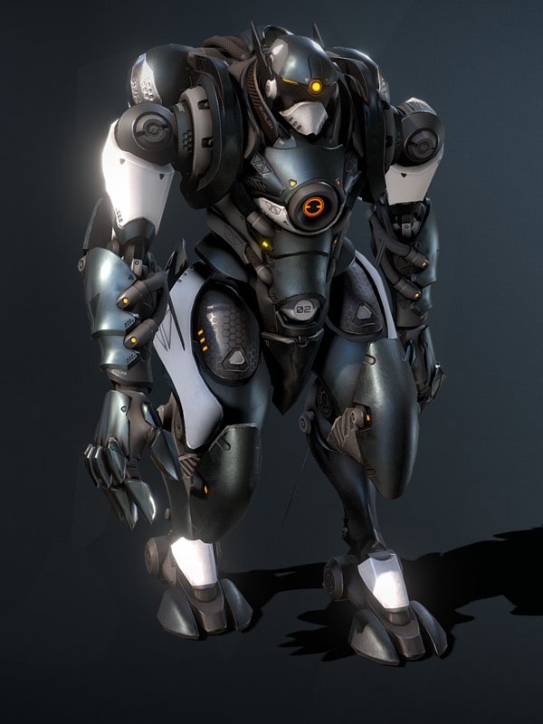 Avalon Suit (animated)