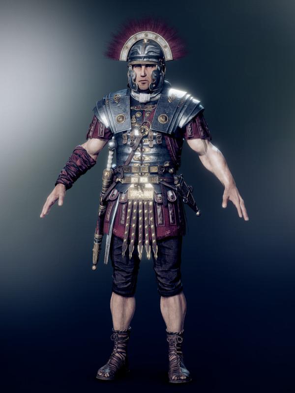 Roman Centurion Evocatus