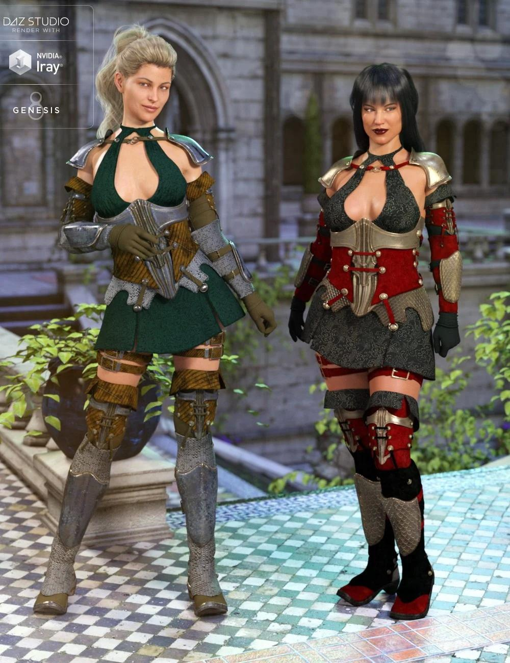 Shadow Thief Outfit Textures