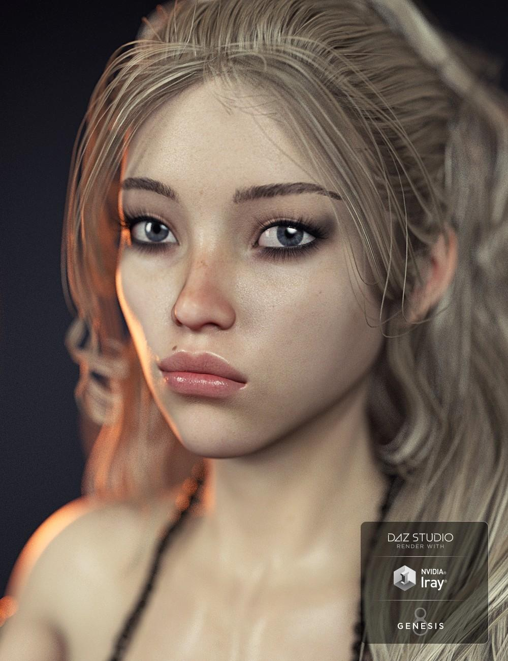 SC Ayla HD for Genesis 8 Female