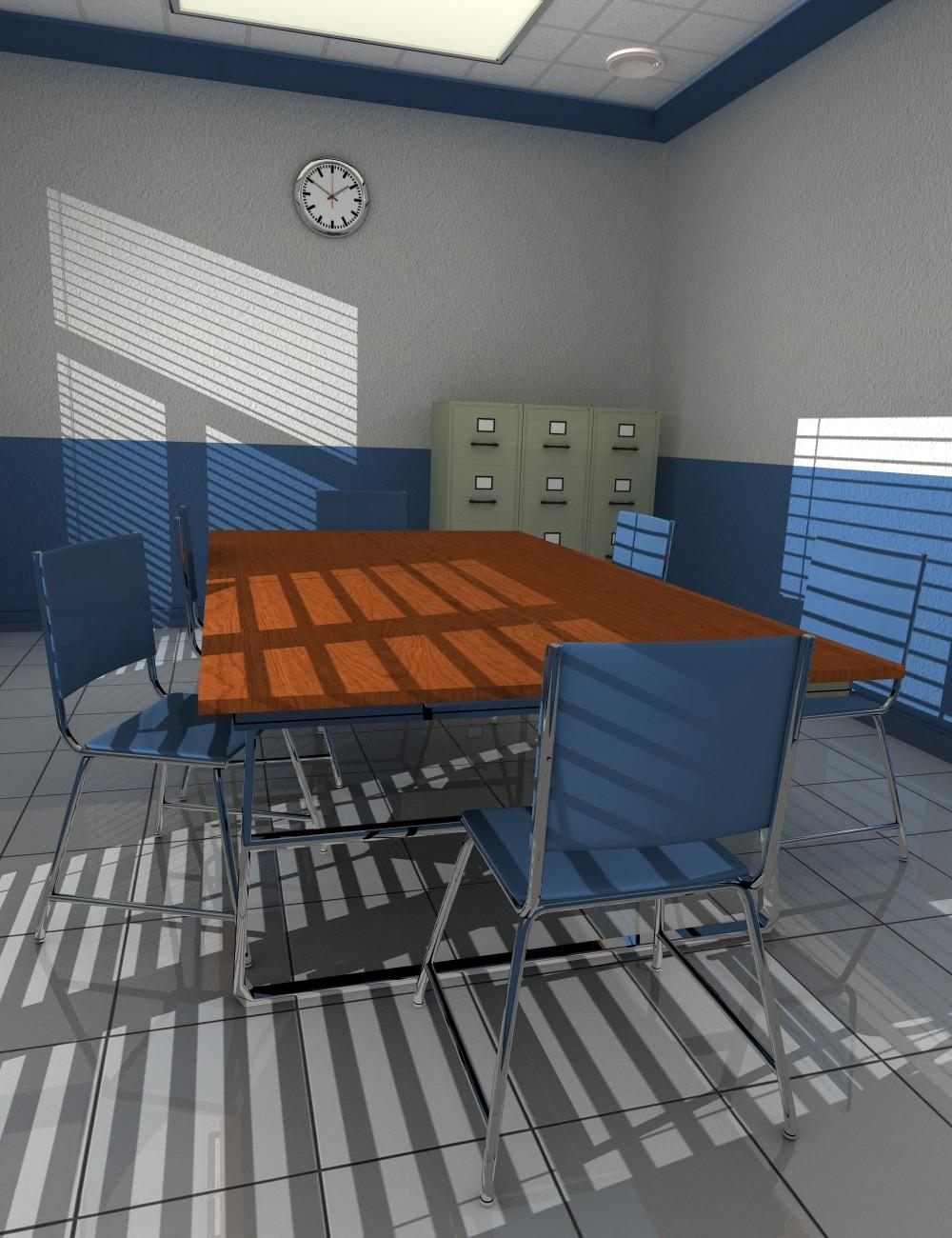 Teacher Meeting Room