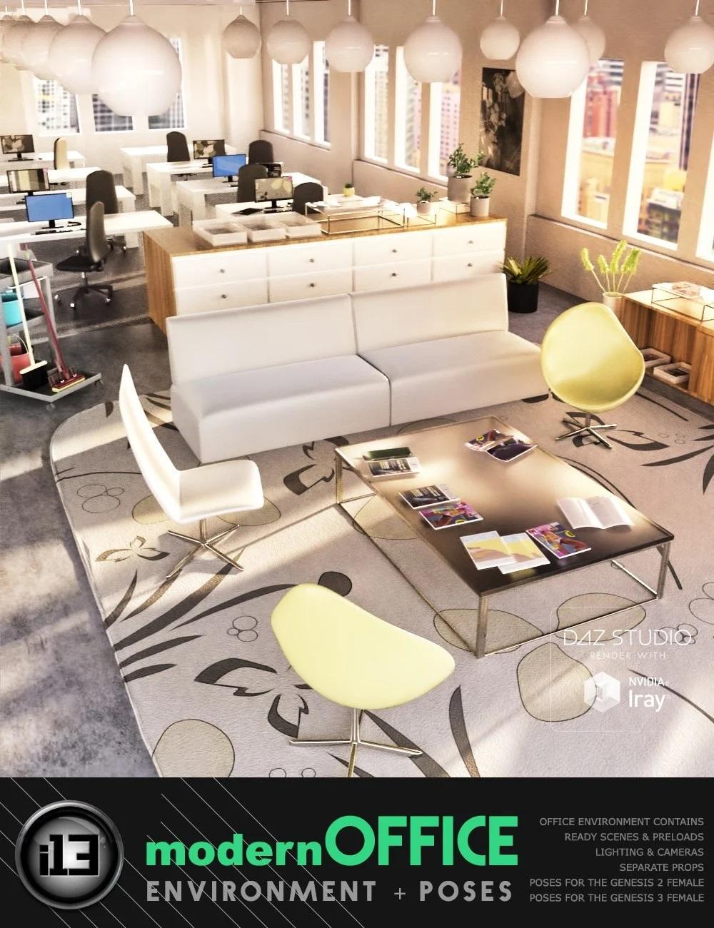 i13 Modern Office