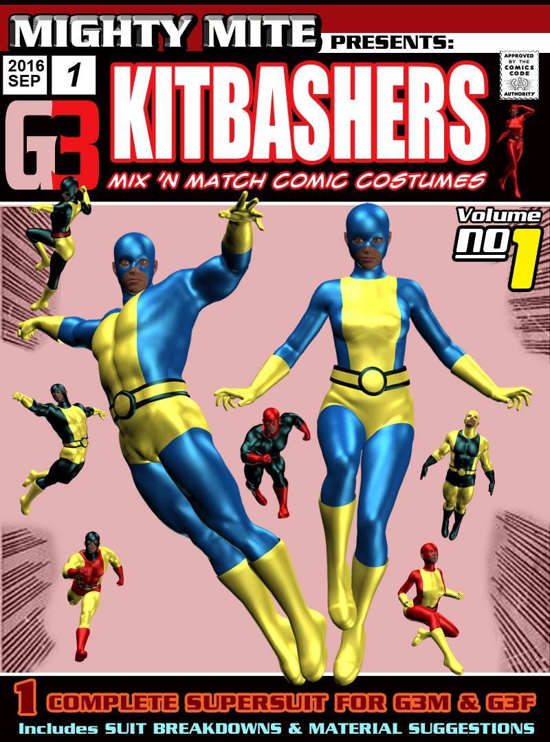 Kitbashers 001 MMG3
