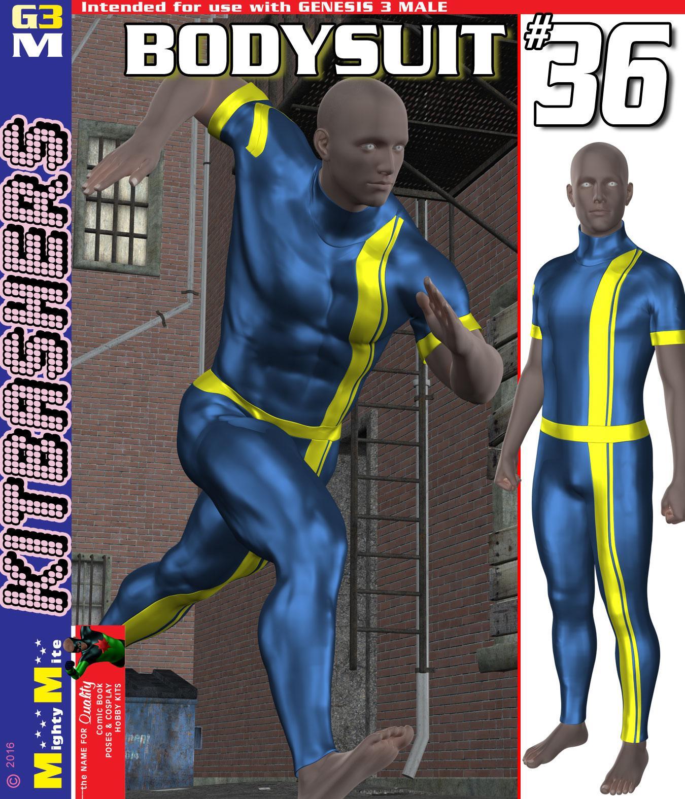 Bodysuit 036 MMKBG3M