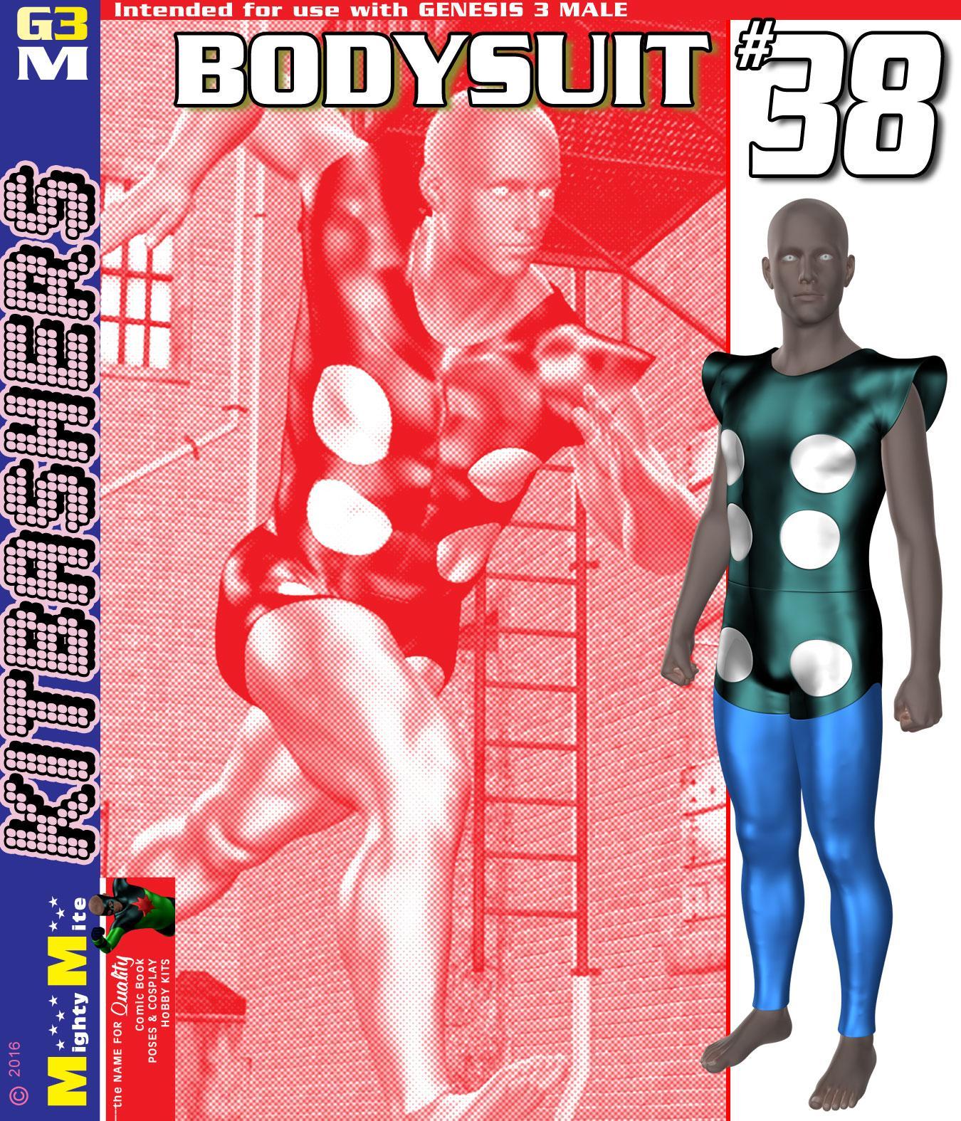 Bodysuit 038 MMKBG3M