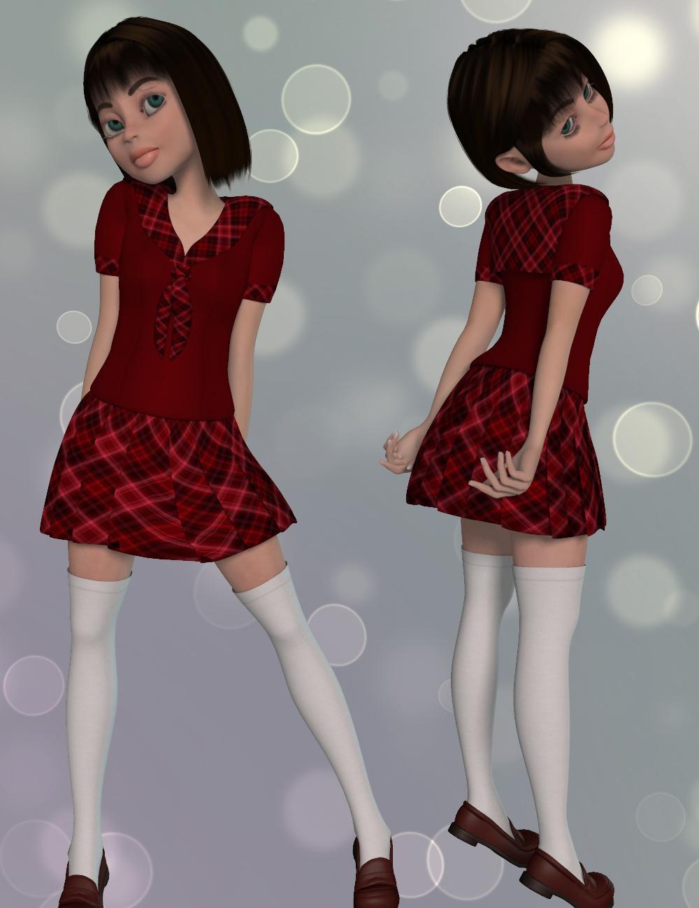 VERSUS for Maisie Schoolgirl