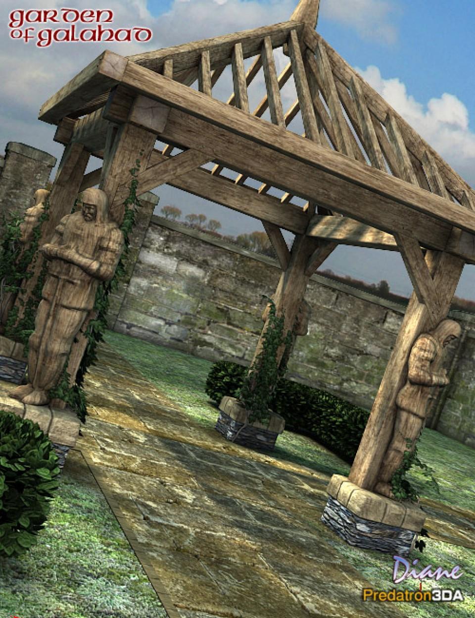 Garden of Galahad