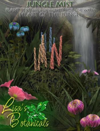 Lisa's Botanicals - Jungle Mist