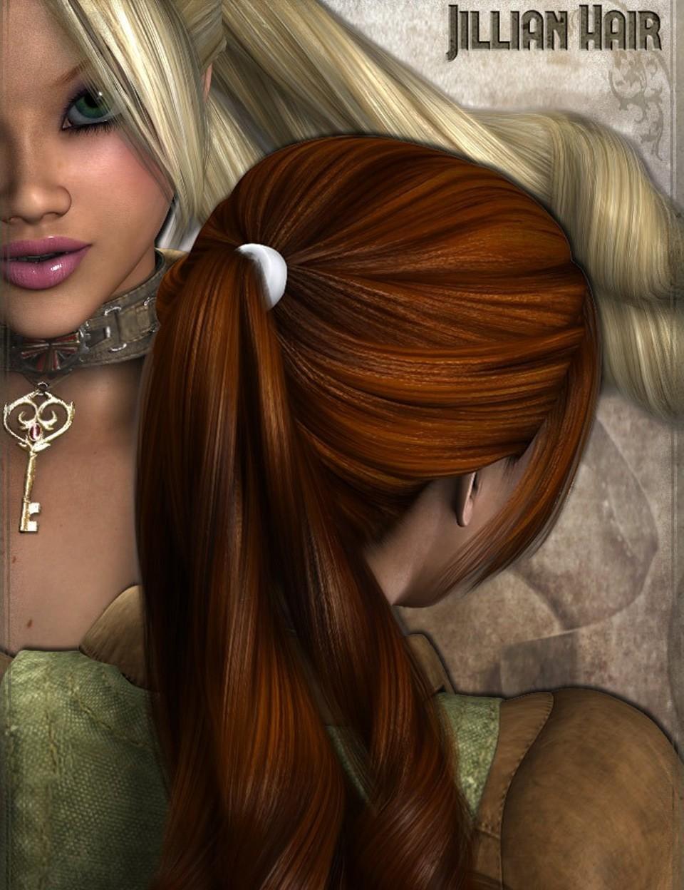 Jillian Hair for V4