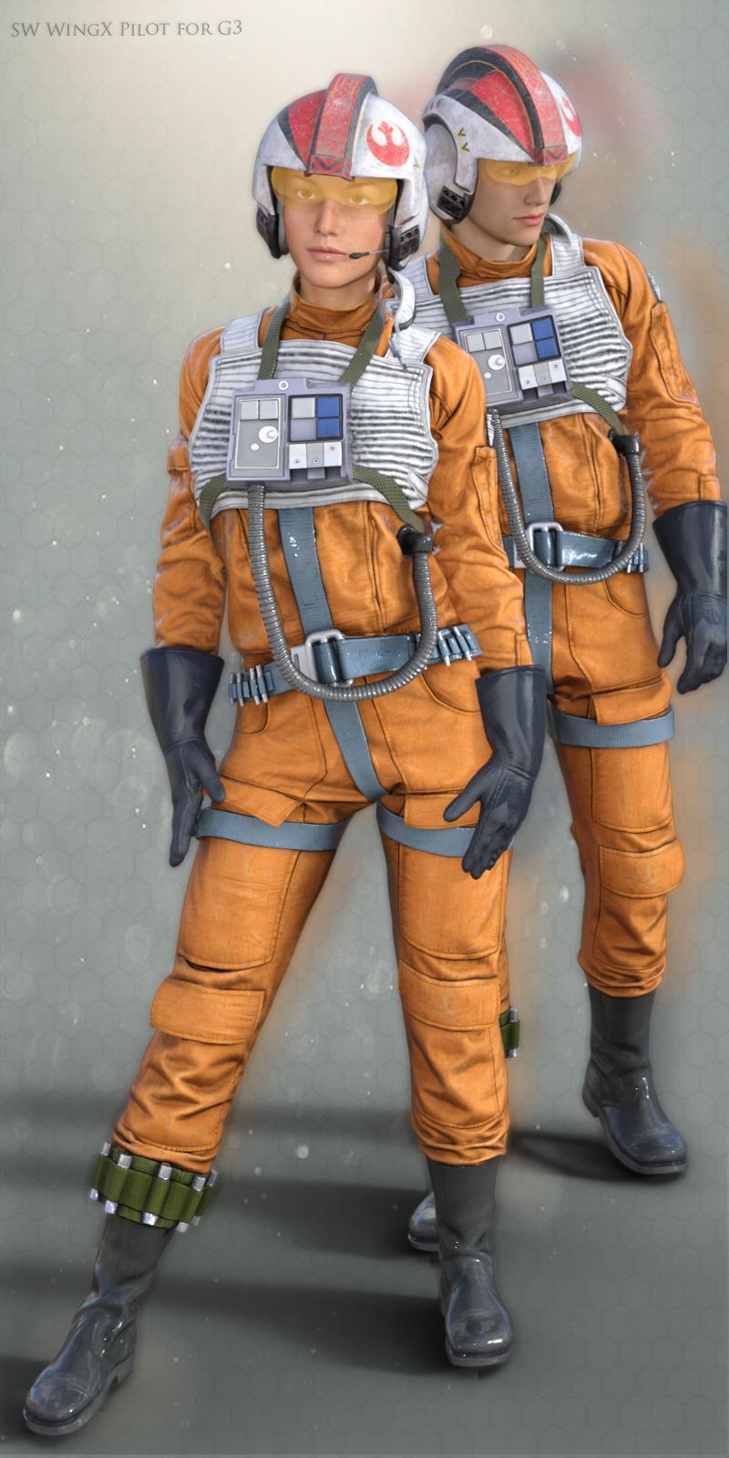 SW WingX Pilot for G3