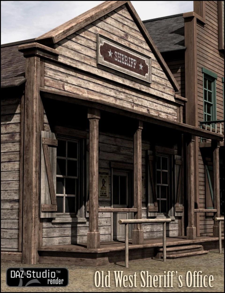 Old West Sheriffs Office