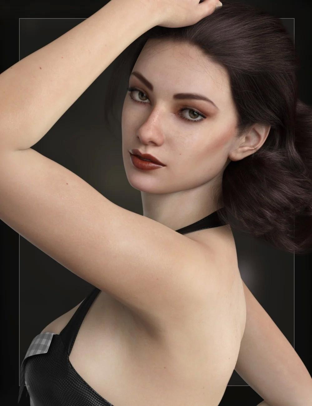 RY Bambie for Genesis 8 Female