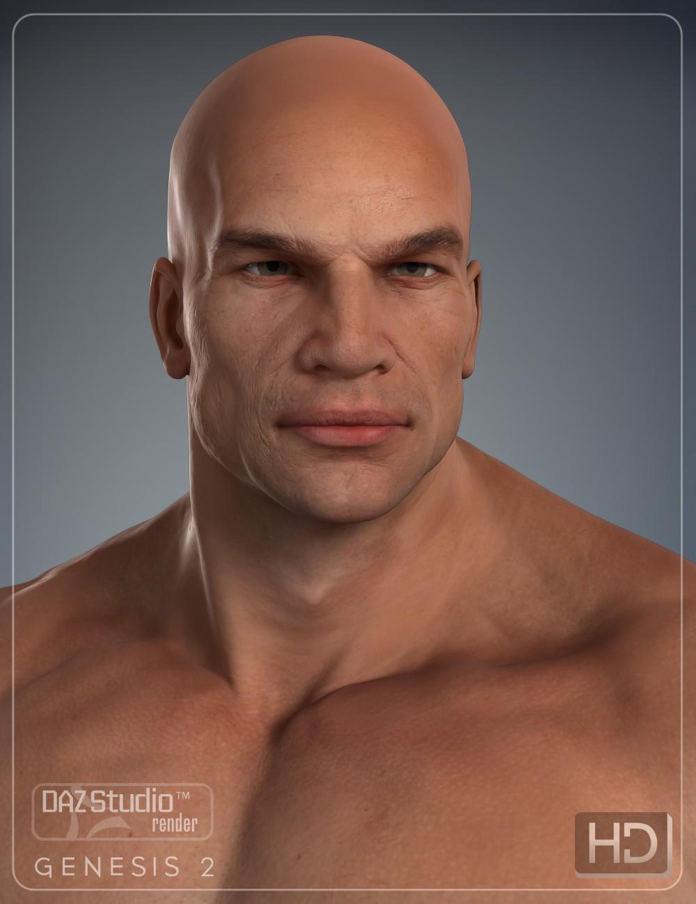 Boris HD for Genesis 2 Male(s)