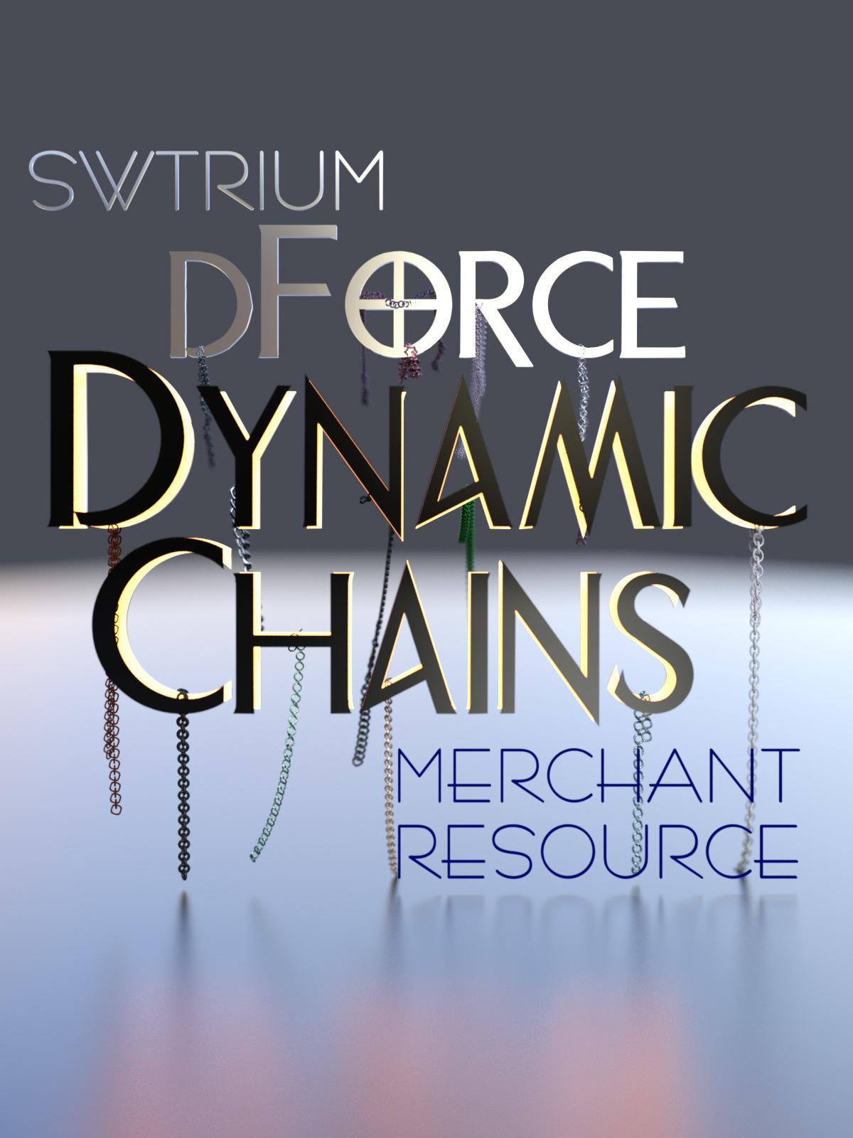 SWT dForce Dynamic Chains Merchant Resource