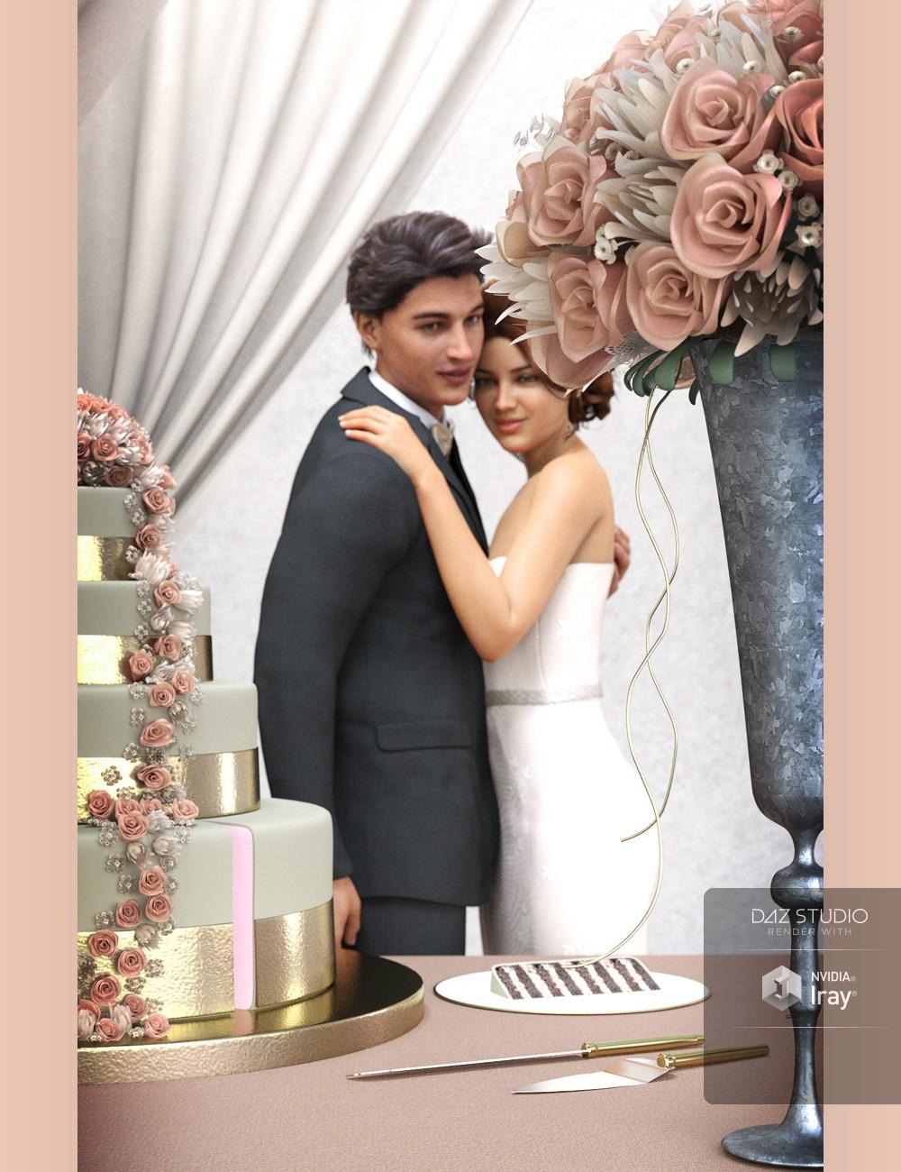 Wedding Prop Set