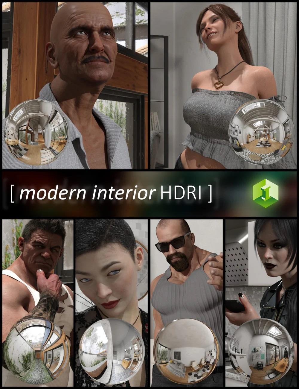 Modern Interiors HDRI