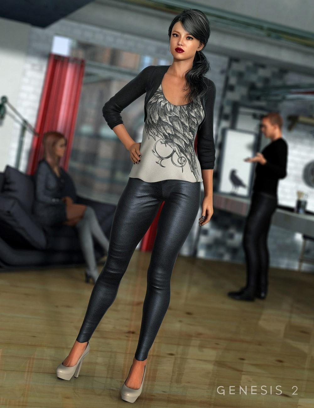 Weekend Wear for Genesis 2