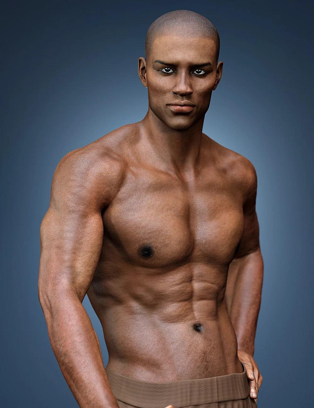 Erik HD for Genesis 8 Male