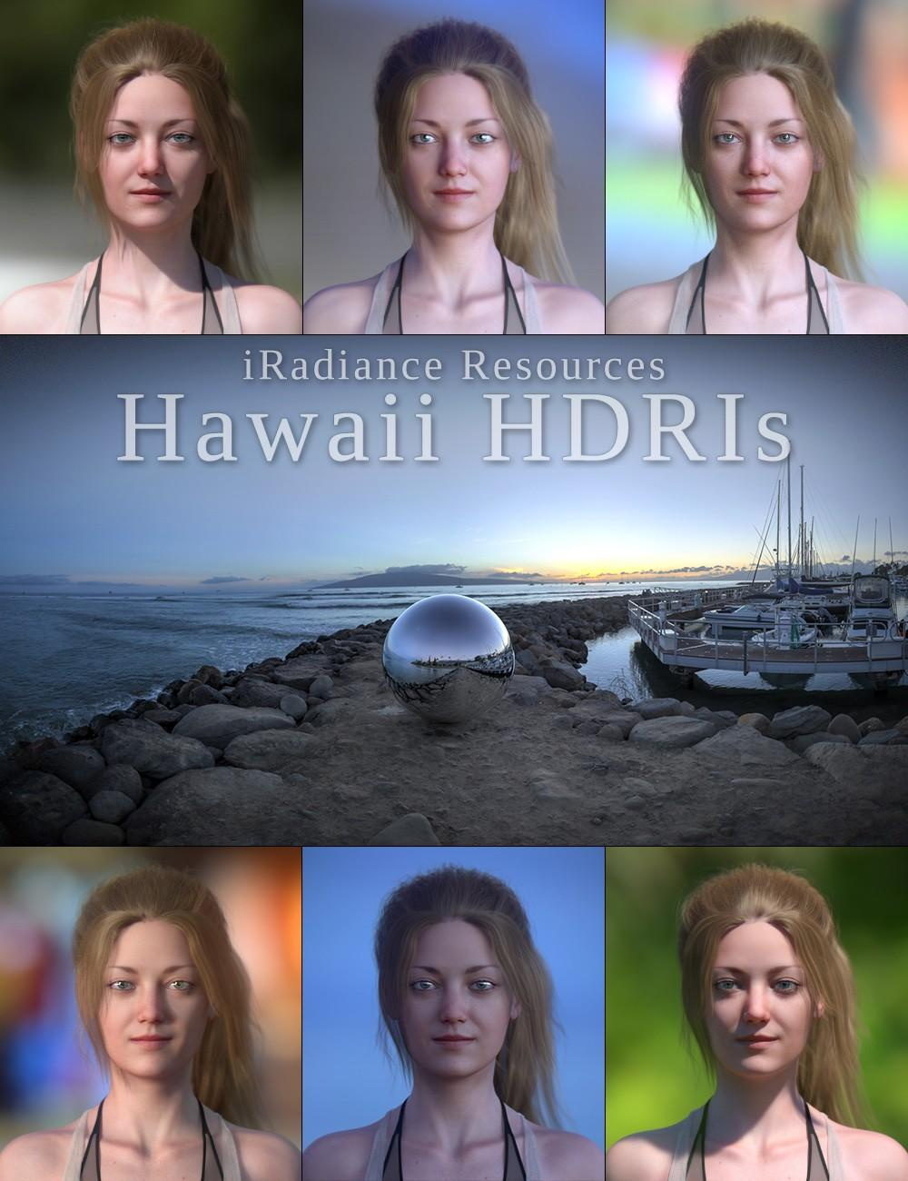 iRadiance HDR Resources - Hawaii