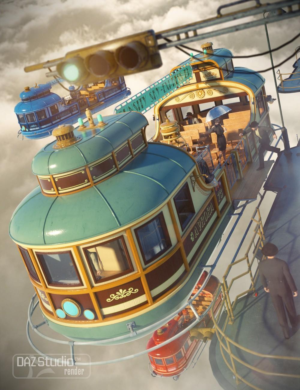 Skyship Avrora