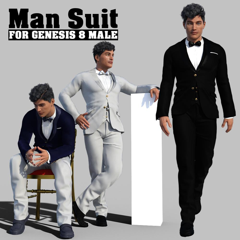 Man Suit for G8 males