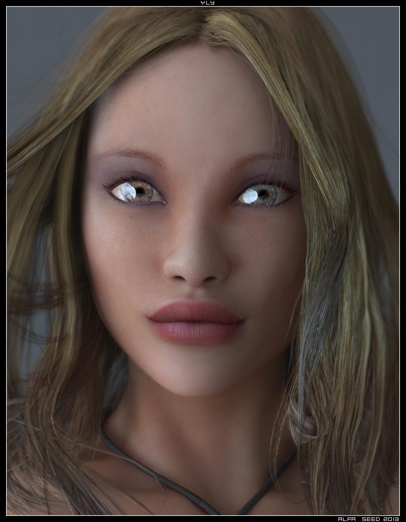 Alice Skin, bodymorphs and Yly face