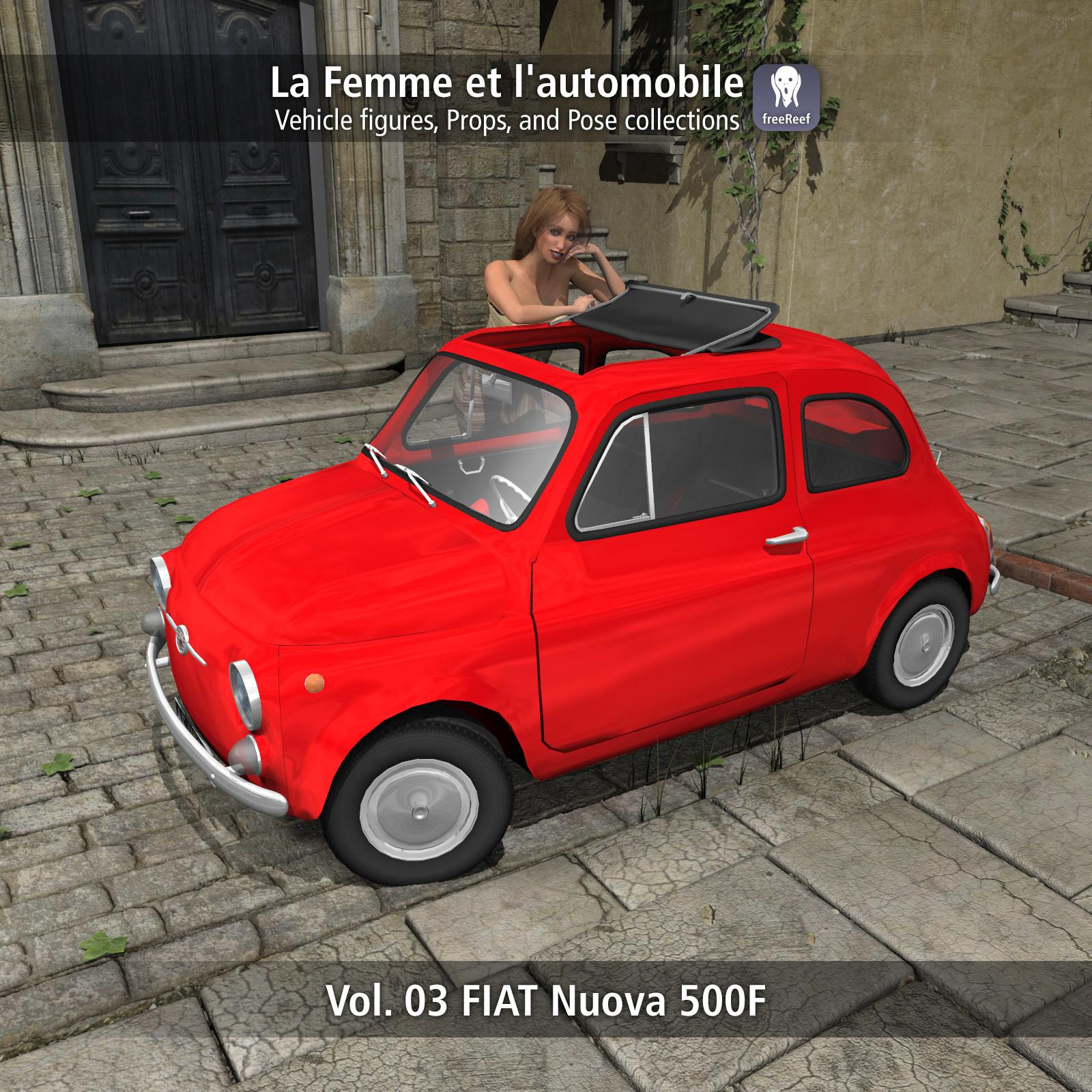 La Femme et l'automobile 03