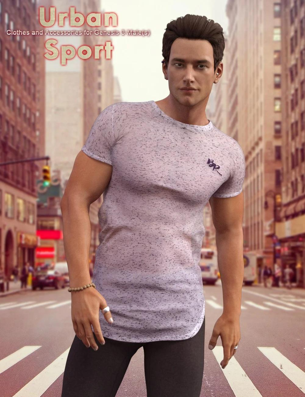 Urban Sport for Genesis 3 Male(s)