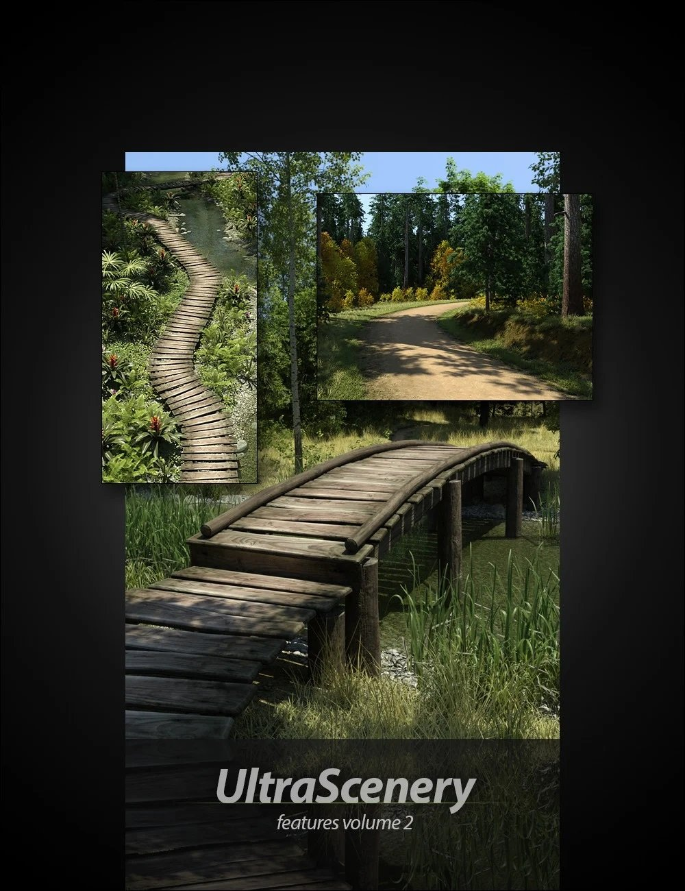 UltraScenery - Landscape Features