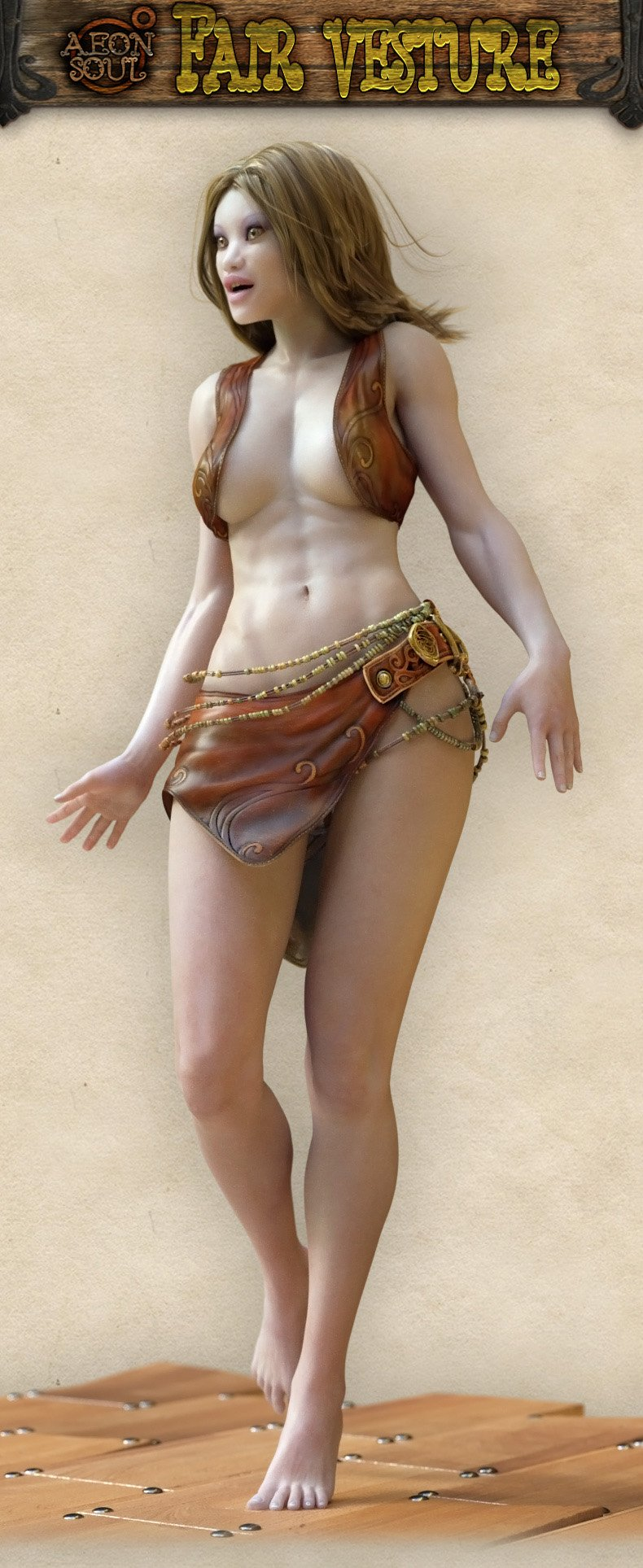Fair Vesture for Genesis 2 Female(s)