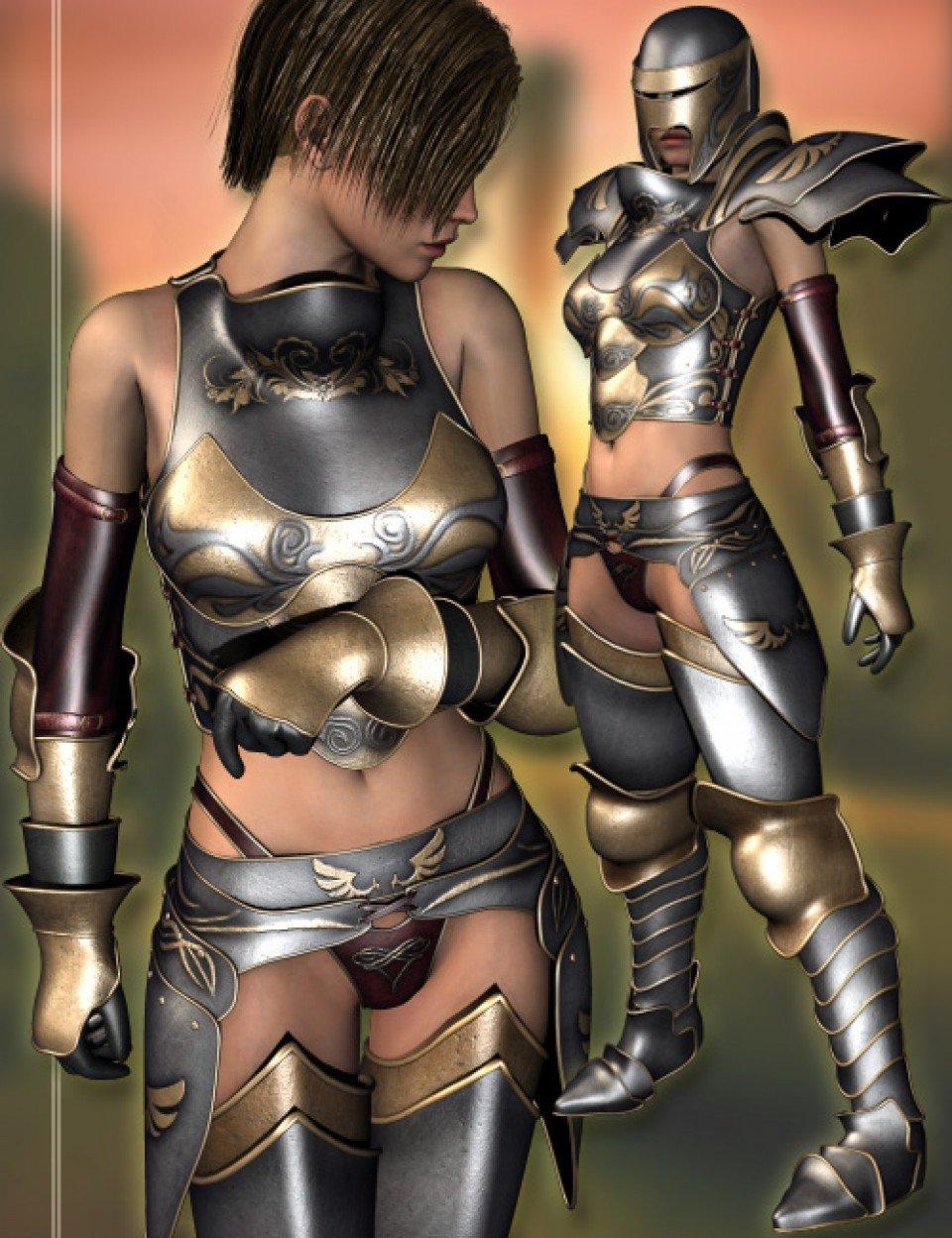 Angeluz Fantasy Armor