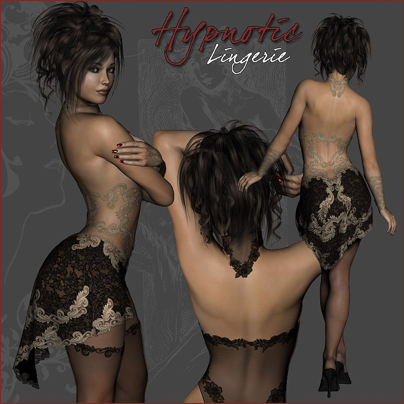 Hypnotic Lingerie for V4, A4, G4