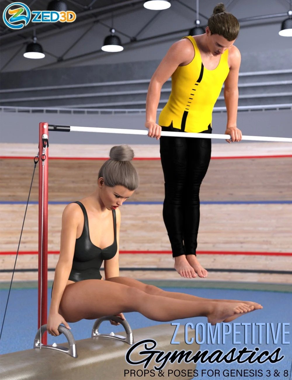 Z Competitive Gymnastics Props and