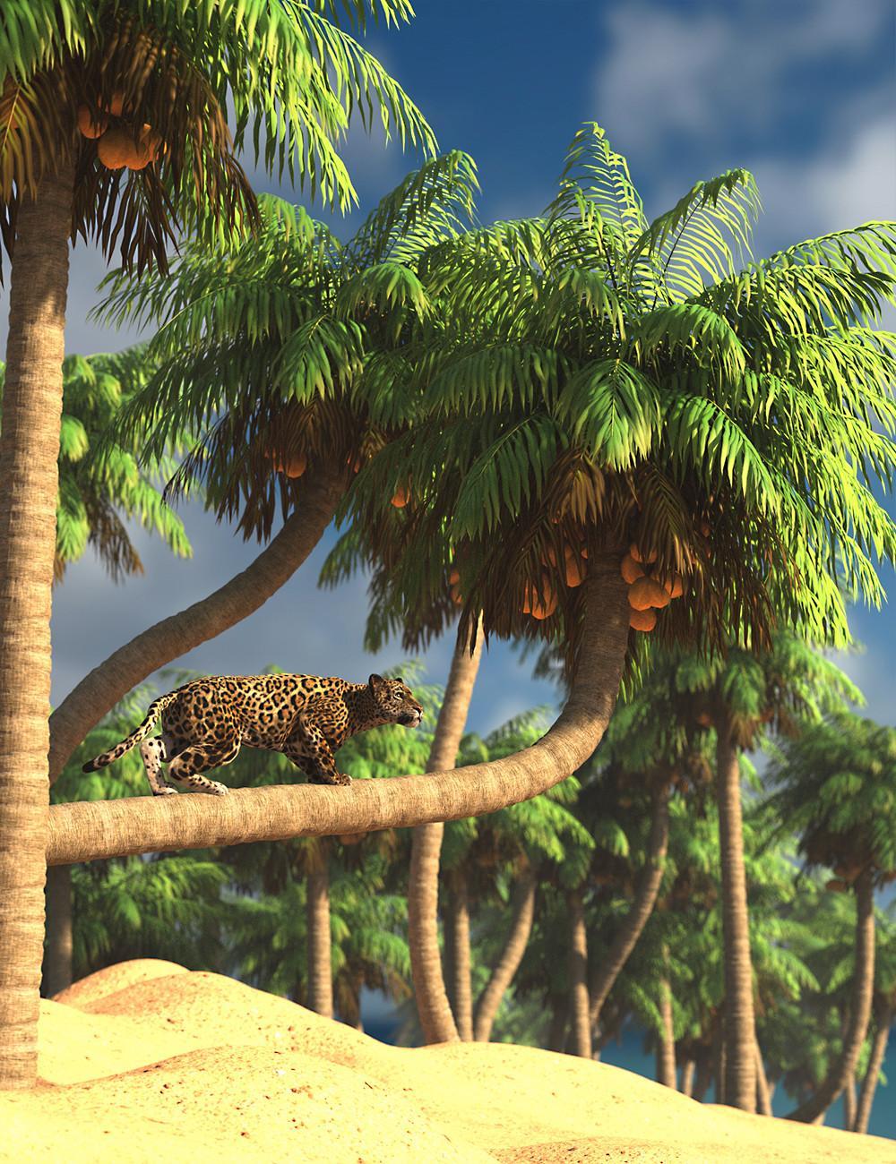 Predatron Coconut Palm Trees