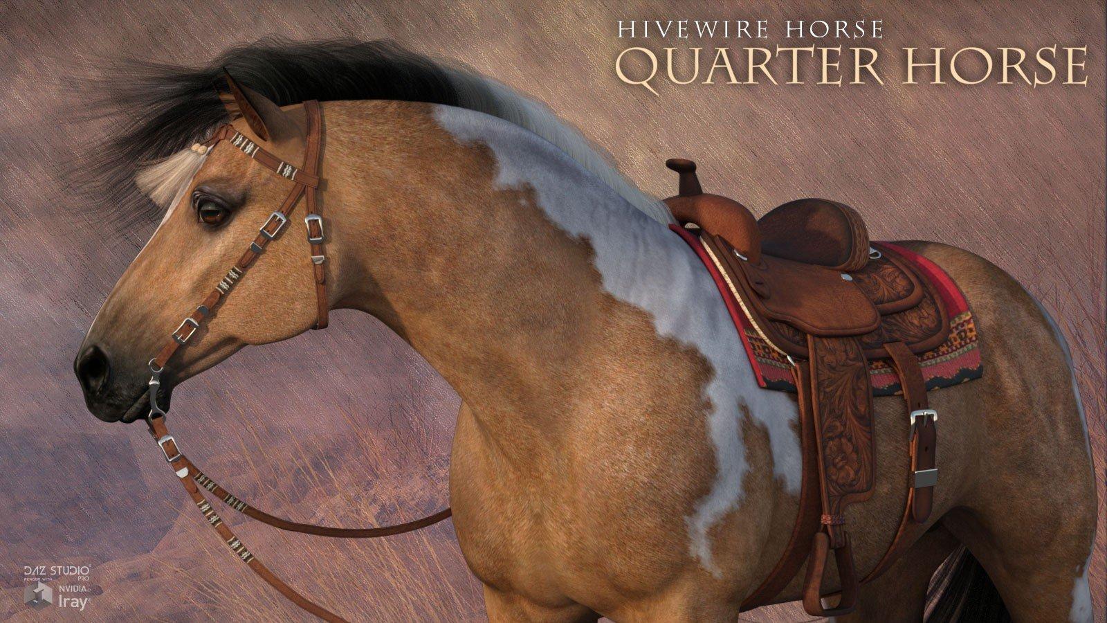 HiveWire Quarter Horse