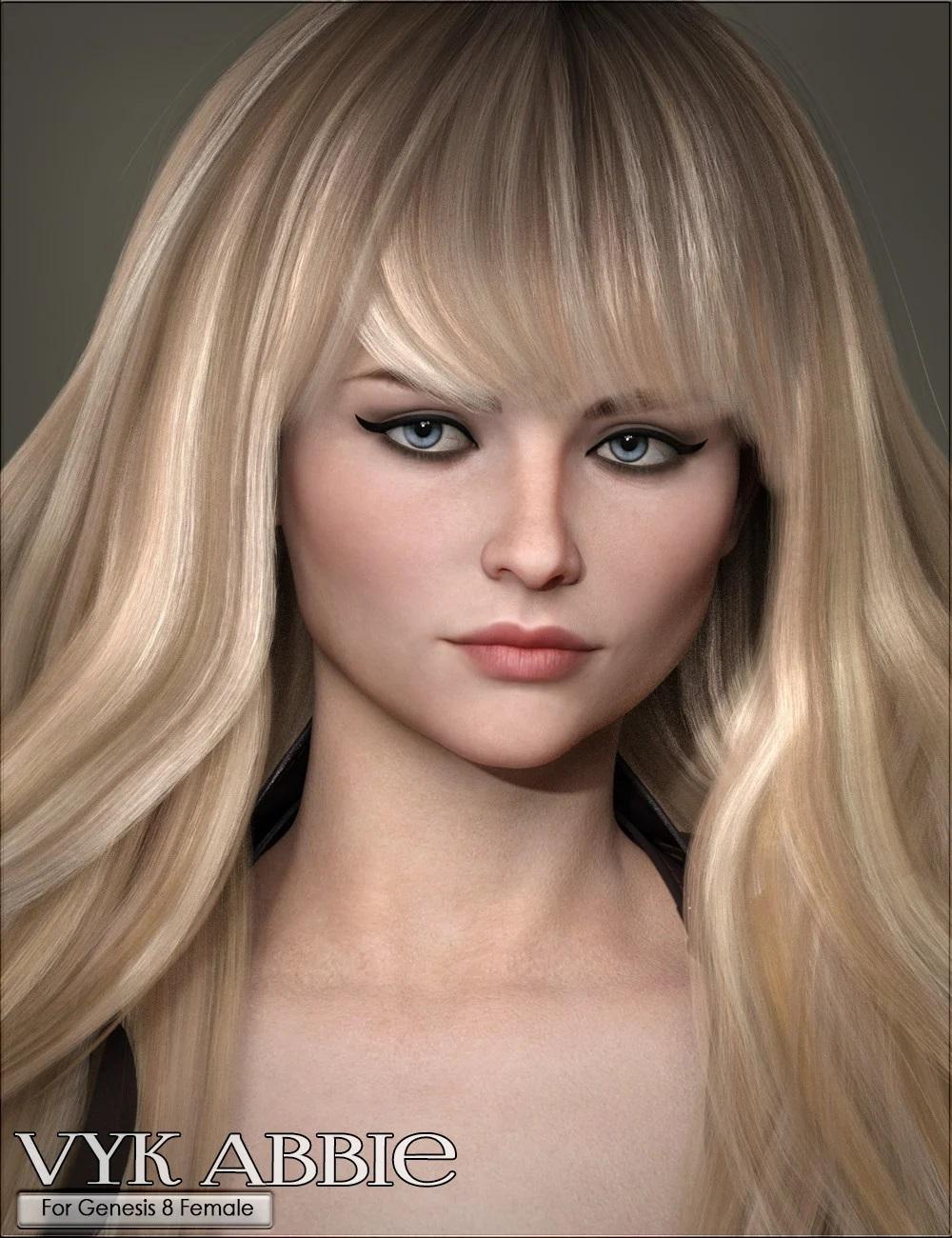 VYK Abbie for Genesis 8 Female