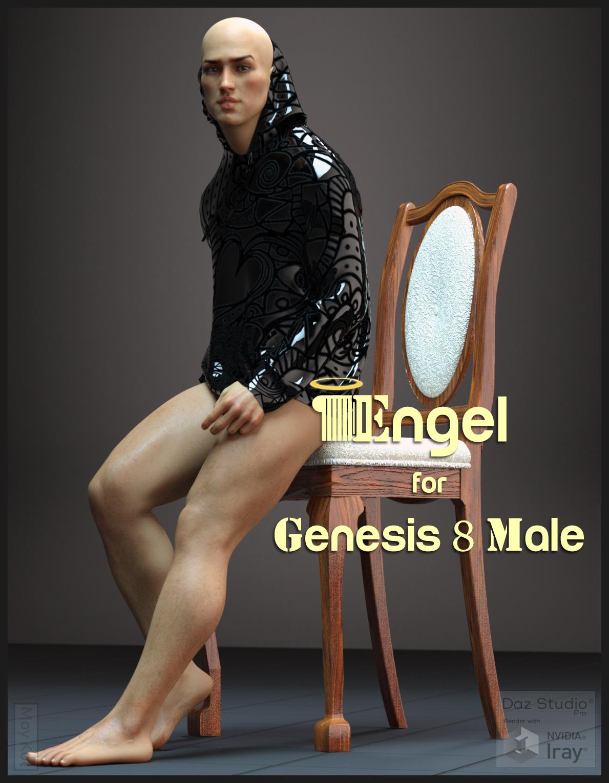 Engel for Genesis 8 Male
